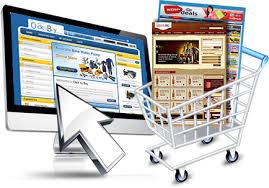 E-commerce: vásárlás otthonról