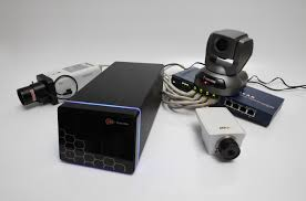 Modern IP kamera rendszer
