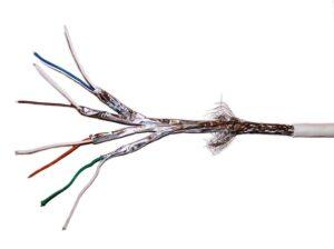 UTP kábel bekötése