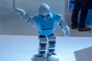 Alpha 1E robot