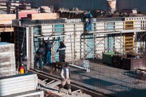 Állványok építkezésekhez