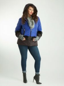 extra méretű női kabátok