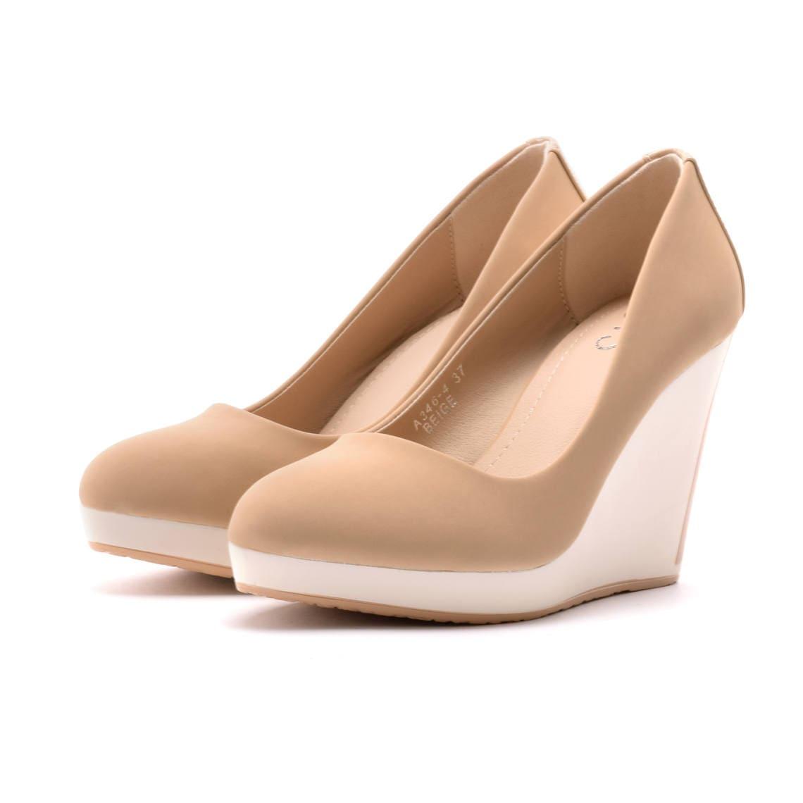 A telitalpú cipő csinos és komfortos egyszerre